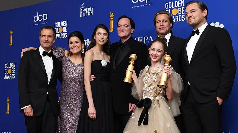 En la ceremonia de los Globos de Oro hubo espacio para el humor y la reivindicación