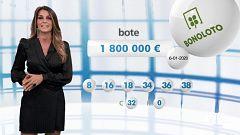 Lotería Nacional + La Primitiva + Bonoloto - 06/01/20