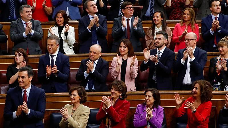 Diputados del PSOE y Teruel existe denuncian amenazas y coacciones para cambiar su voto