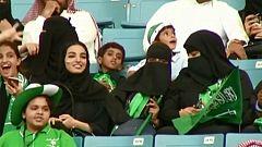 La Supercopa en Arabia Saudí pone el foco en los derechos humanos