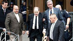 Comienza el juicio Weinstein