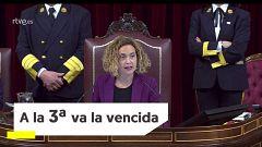 Pedro Sánchez: A la tercera va la vencida