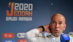 Real Madrid y Valencia se preparan la Supercopa de España