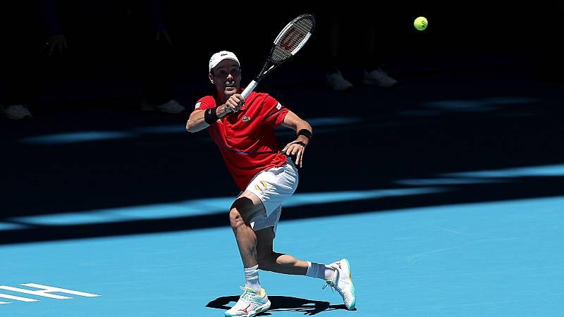 Tenis - ATP Cup 1r. partido individual: España - Japón - ver ahora