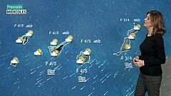 El tiempo en Canarias - 08/01/2020