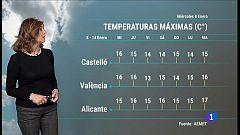 El tiempo en la Comunidad Valenciana - 08/01/20