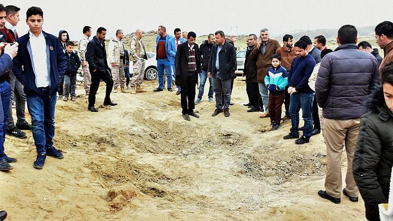 Irán ataca dos bases estadounidenses en Irak en respuesta al asesinato de Soleimani