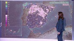 Lluvias en Galicia y fuerte viento en el litoral Cantábrico