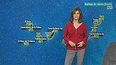 El tiempo en Canarias - 09/01/2020