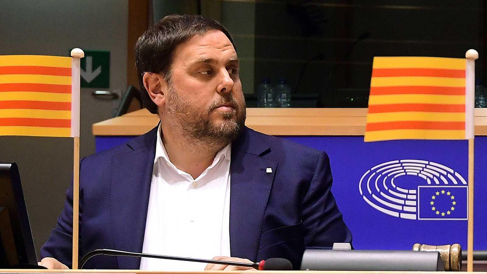 El Supremo mantiene en prisión a Junqueras y comunica al Parlamento Europeo que no tiene inmunidad