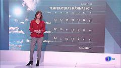 El Tiempo en la Comunidad de Madrid - 09/01/20