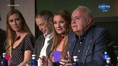 """Corazón - José Luis Moreno y Jane Seymour: juntos en """"Resplandor y Tinieblas"""""""