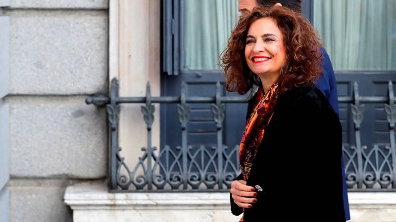 María Jesús Montero será portavoz de un Gobierno que se dará a conocer el próximo domingo