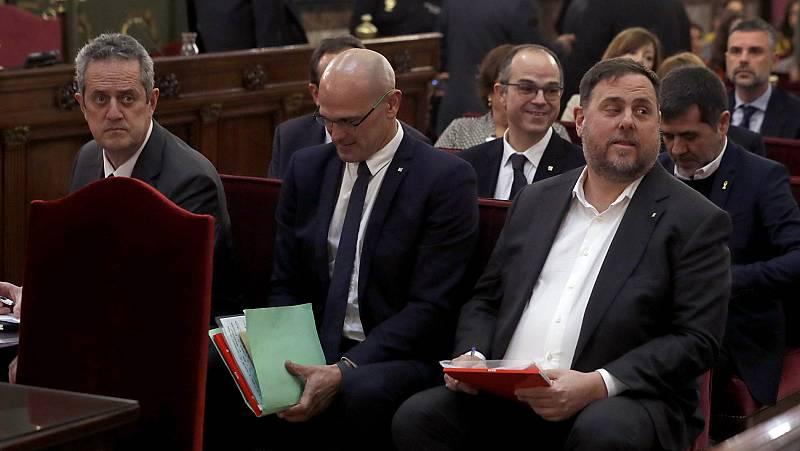 La Generalitat ratifica la clasificación en segundo grado penitenciario para los líderes independentistas condenados por el 'procés'