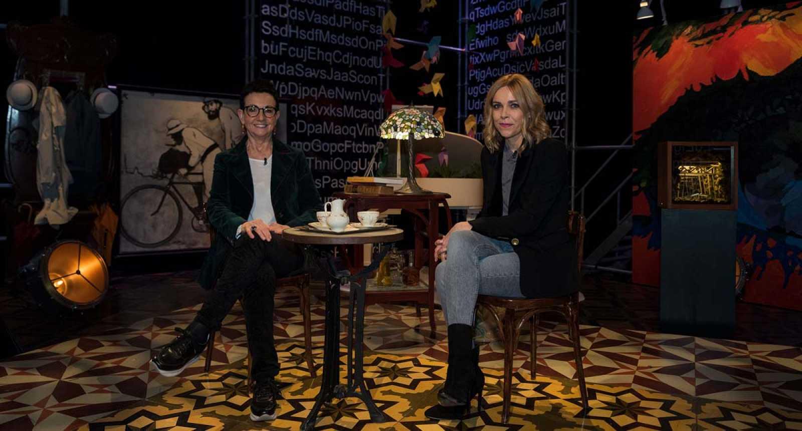 A Punts de vista la Tània Sàrrias parla amb Gabriel Pinós, Carme Ruscalleda i Miqui Puig