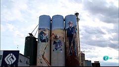 Punts de vista - Slim Safont, muralista internacional