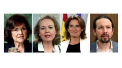 La mañana- El gobierno de coalición tendrá cuatro vicepresidencias por primera vez en la historia