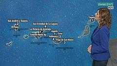 El tiempo en Canarias - 10/01/2020