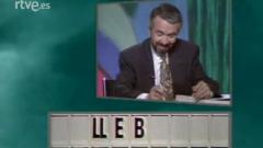 Cifras y letras - 17/08/1992