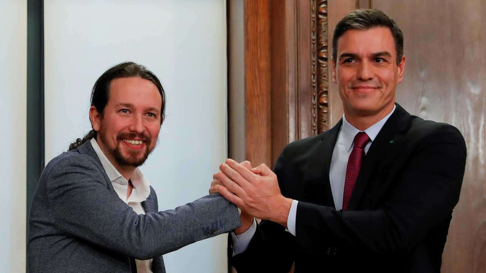 Ábalos, Marlaska, Robles, Maroto y Planas seguirán como ministros y Delgado sale del Gobierno