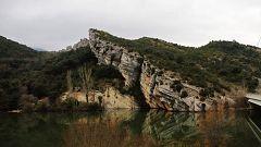 Intervalos de viento fuerte en el valle del Ebro y en zonas del área mediterránea