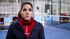 Mujer y deporte - FEDDF Pádel