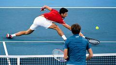 Tenis - ATP Cup 1ª Semifinal. 2º. partido individual: Serbia - Rusia