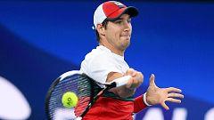 Tenis - ATP Cup 1ª Semifinal. 1r. partido individual: Serbia - Rusia