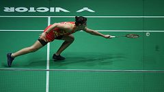 Bádminton - Malaysia Masters. Semifinal: C. Marín - Yu Fei Chen
