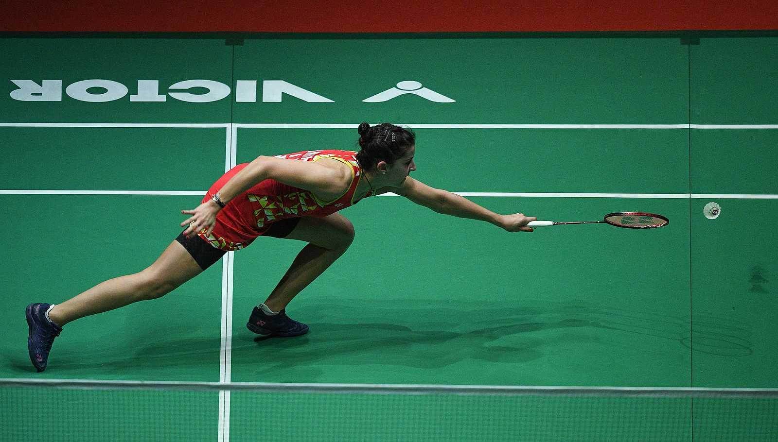 Carolina Marin, eliminada en semifinales de Malasia