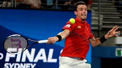 Tenis - ATP Cup 2ª Semifinal. 1r. partido individual: Australia - España