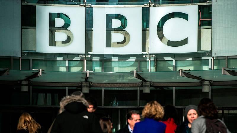 Una periodista gana una demanda a la BBC por discriminación salarial