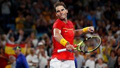 Nadal supera a De Miñaur y España jugará la final de la Copa ATP