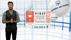 Lotería Nacional - 11/01/20