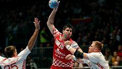 Balonmano - Campeonato de Europa Masculino: Croacia - Bielorrusia
