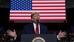 Informe Semanal - Las batallas de Trump