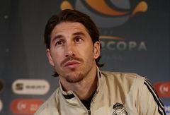 """Ramos y Saúl destacan que """"es más bonito"""" jugar un derbi cuando hay un título en juego"""