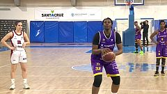 Baloncesto - Liga femenina Endesa. 16ª jornada: Ciudad de los adelantados - Lointek Gernika