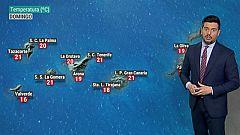 El tiempo en Canarias - 12/01/2020