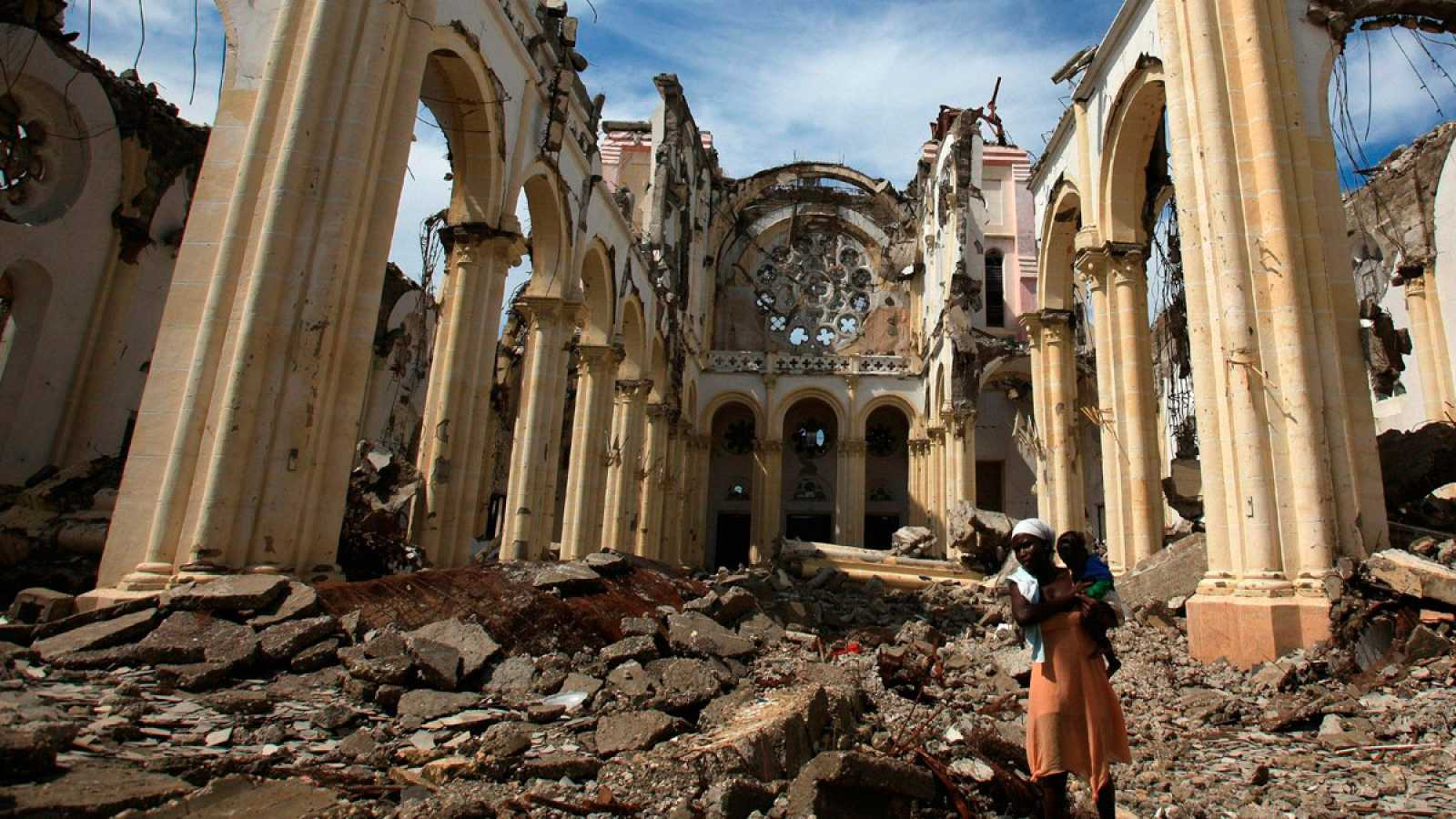 Se cumplen diez años del aniquilador terremoto en Haití