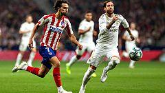 Atlético y Real Madrid se encuentran de nuevo en una final
