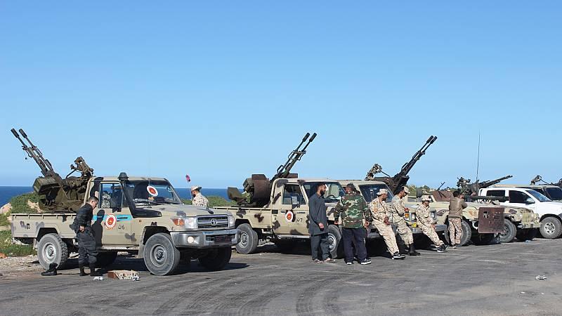El mariscal Jalifa Hafter acepta el alto el fuego en Libia propuesto por Turquía y Rusia
