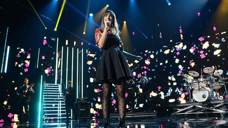Maialen interpreta 'Nuestra canción' en la Gala 0 de Operación Triunfo