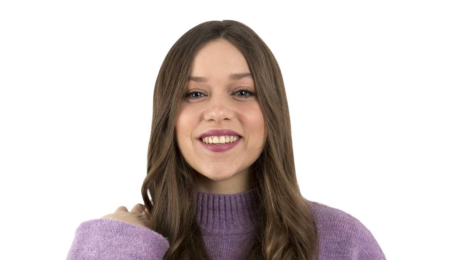 Quién es Eva, concursante de Operación Triunfo 2020