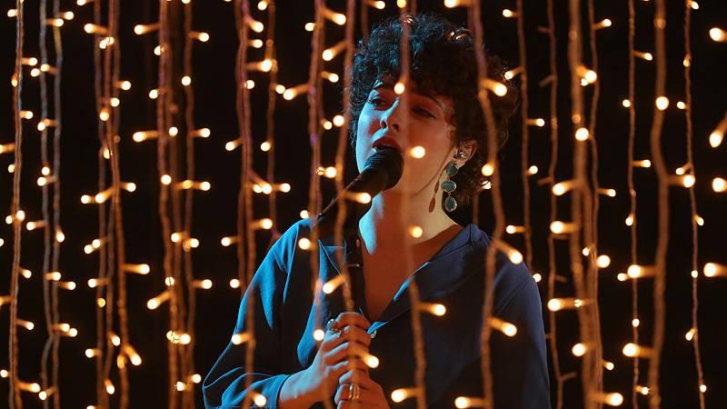 "Anne canta ""Moon river"" en la Gala 0 de OT 2020"