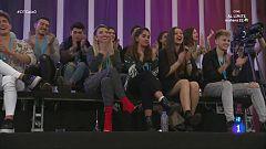 Operación Triunfo - Flavio, Anaju y Hugo, el cuarto grupo que pasa a la Gala 0 de Operación Triunfo 2020