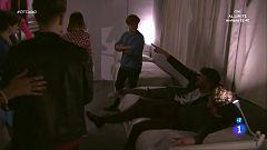 Operación Triunfo - Ricky y su (preciada) cama