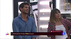 """Operación Triunfo - Ricky Merino en El Chat: """"¿Quién es ese hombre?"""""""