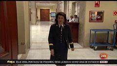 Parlamento - El Reportaje - Paloma Santamaría, la ujier más veterana del Congreso - 11/01/2020