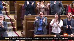 Parlamento - El Foco Parlamentario - Los sies y los noes - 11/01/2020